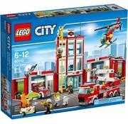 LEGO 60110 City Brandweerkazerne