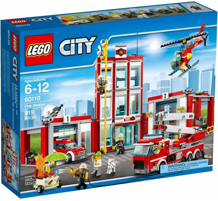 60110 City Brandweerkazerne