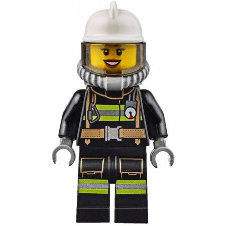 LEGO 60111 City Brandweer Hulpvoertuig