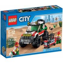 60115 City Voertuig 4x4