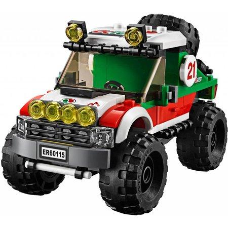 LEGO 60115 City Voertuig 4x4