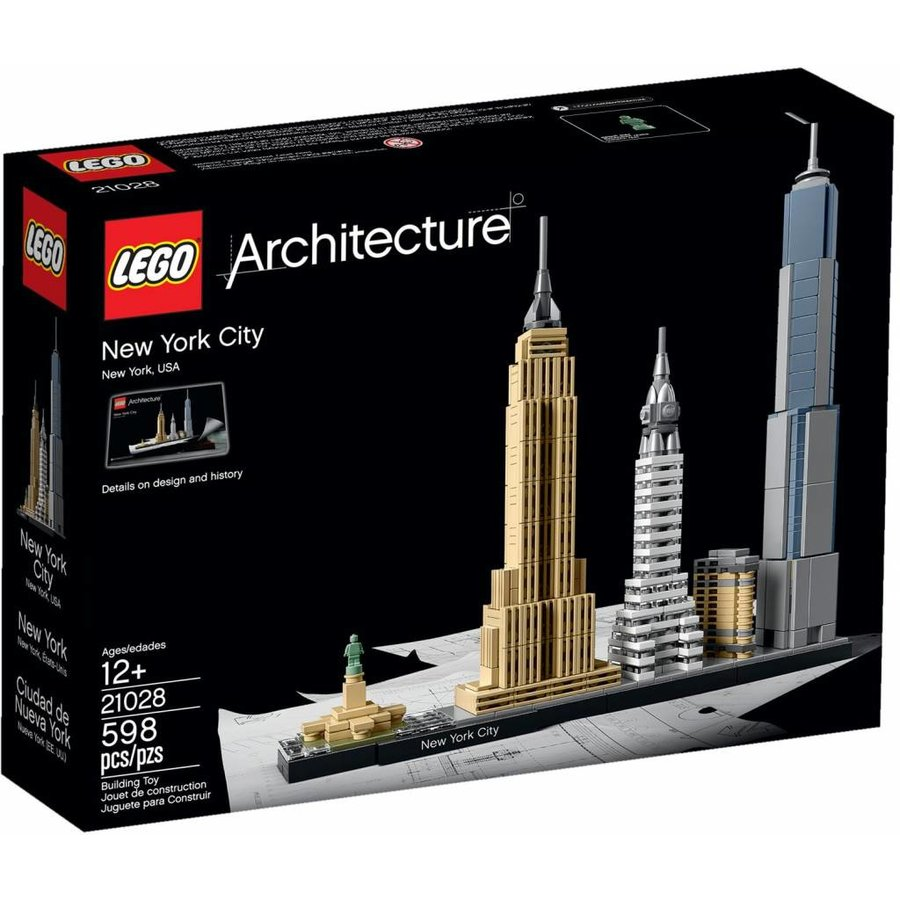21028 Architecture New York