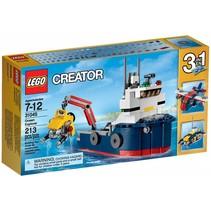 31045 Creator Oceaanonderzoeker
