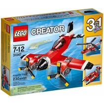 31047 Creator Propellervliegtuig