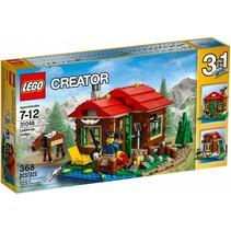 31048 Creator Huisje aan het Meer