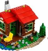 LEGO 31048 Creator Huisje aan het Meer