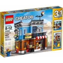 31050 Creator Hoekrestaurant