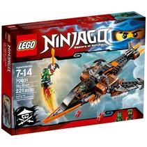 70601 Ninjago Haaienvliegtuig