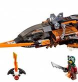LEGO 70601 Ninjago Haaienvliegtuig
