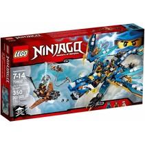 70602 Ninjago Jays draak