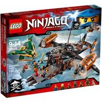 70605 Ninjago Misfortune‰Û¡ÌÝå»s Keep