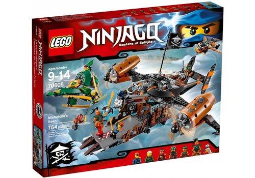 70605 Ninjago Misfortunes Keep