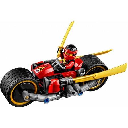 LEGO 70600 Ninjago Ninja motorachtervolging