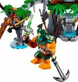 LEGO 70604 Ninjago Tiger Widow eiland