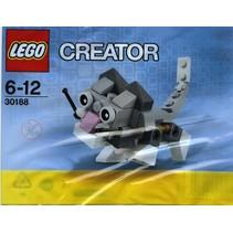 30188 Creator Polybag Schattige Kitten