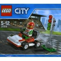 30314 City Polybag Go-Kart Racer