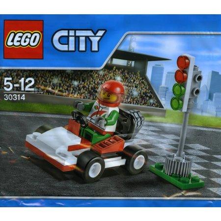 LEGO 30314 City Polybag Go-Kart Racer