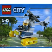 30311 City Polybag Politiehelicopter