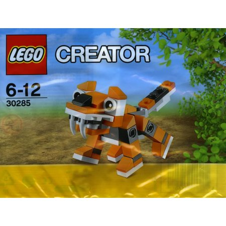 LEGO 30285 Creator Polybag Tijger