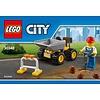 LEGO 30348 City Polybag Mini Dumper