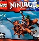 LEGO 30421 Ninjago Polybag Skybound Plane