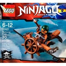30421 Ninjago Polybag Skybound Plane