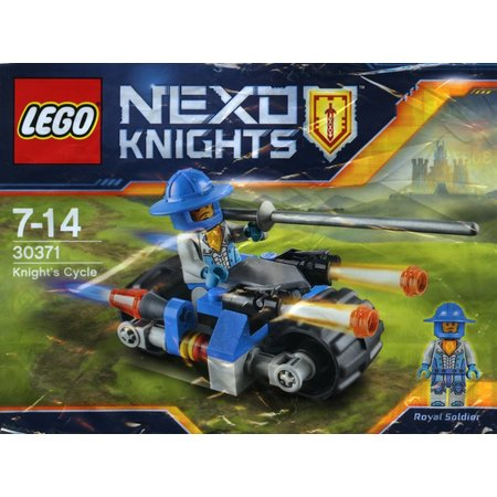 LEGO 30371 Nexo Knights Polybag Knight's Cycle