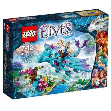 LEGO 41172 Elves Het waterdraak avontuur