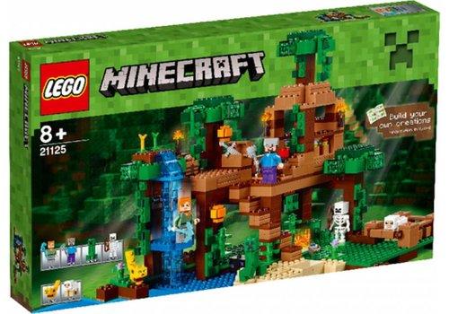 21125 Minecraft De jungle boomhut