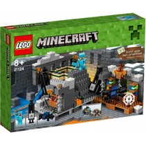 21124 Minecraft Het End portaal