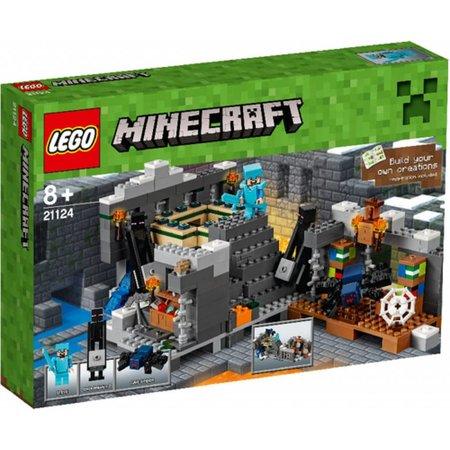 LEGO 21124 Minecraft Het End portaal