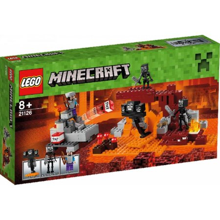 LEGO 21126 Minecraft De Wither