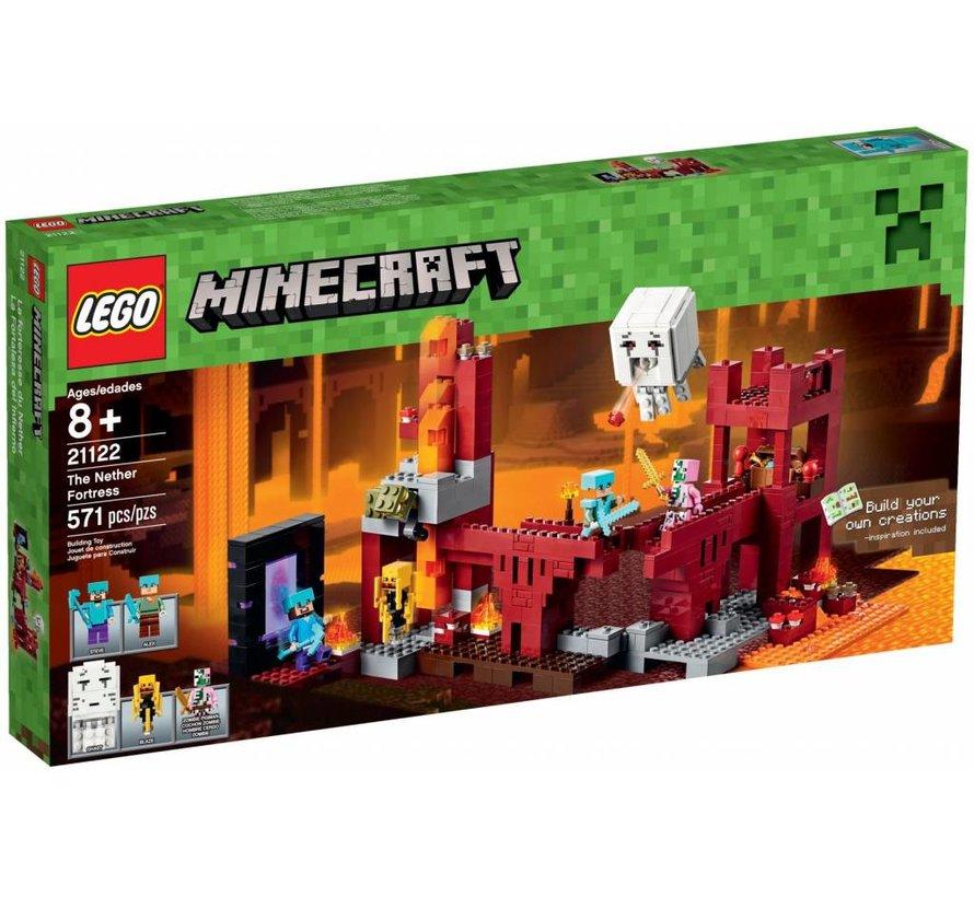 21122 Minecraft Het Netherfort