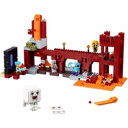 LEGO 21122 Minecraft Het Netherfort