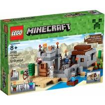 21121 Minecraft Woestijn Uitkijkpost