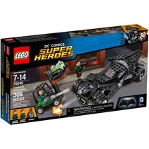 76045 Super Heroes Kryptoniet onderschepping