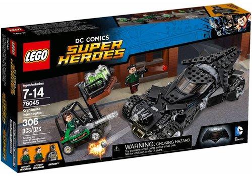 76045 Super Heroes Kryptoniet onderschepping