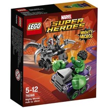 76066 Super Heroes Mighty Micros: Hulk vs Ultron