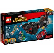 LEGO 76048 Super Heroes Iron Skull duikbootaanval