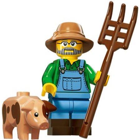 LEGO 71011-1 : Minifiguren Serie 15 Farmer