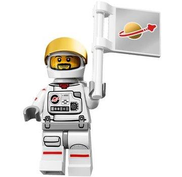 LEGO 71011-02 : Minifiguren Serie 15 Astronaut