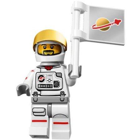 LEGO 71011-2 : Minifiguren Serie 15 Astronaut