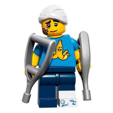 LEGO 71011-4 : Minifiguren Serie 15 Clumsy Guy