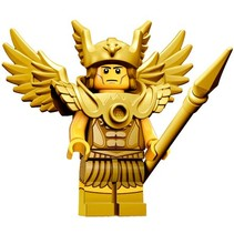 71011-6 : Minifiguren Serie 15 Flying Warrior