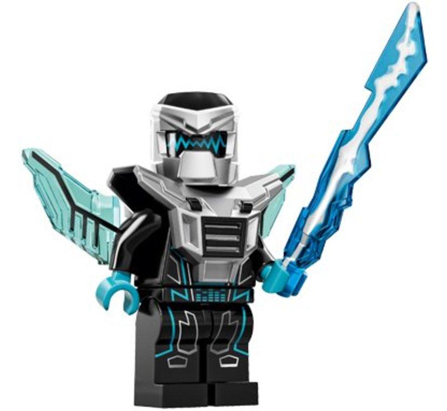 71011-11 : Minifiguren Serie 15 Laser Mech