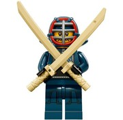 LEGO 71011-12: Minifiguren Serie 15 Kendo Fighter