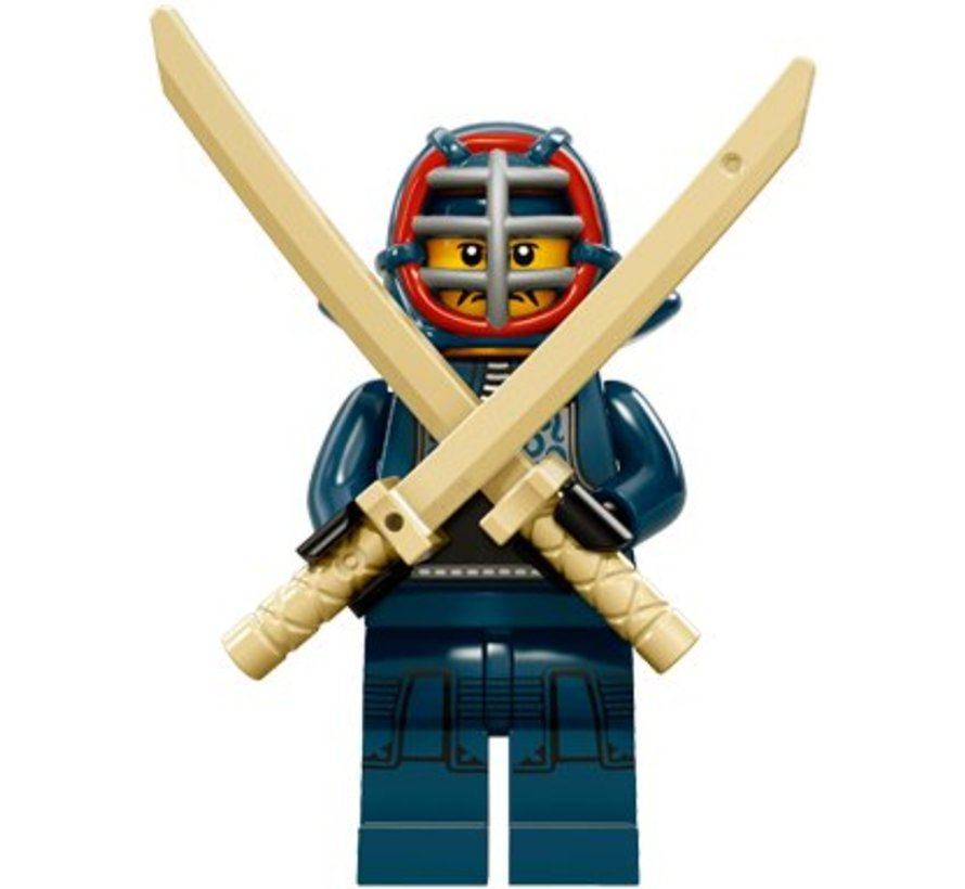 71011-12: Minifiguren Serie 15 Kendo Fighter