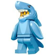 71011-13 : Minifiguren Serie 15 Shark Suit Guy