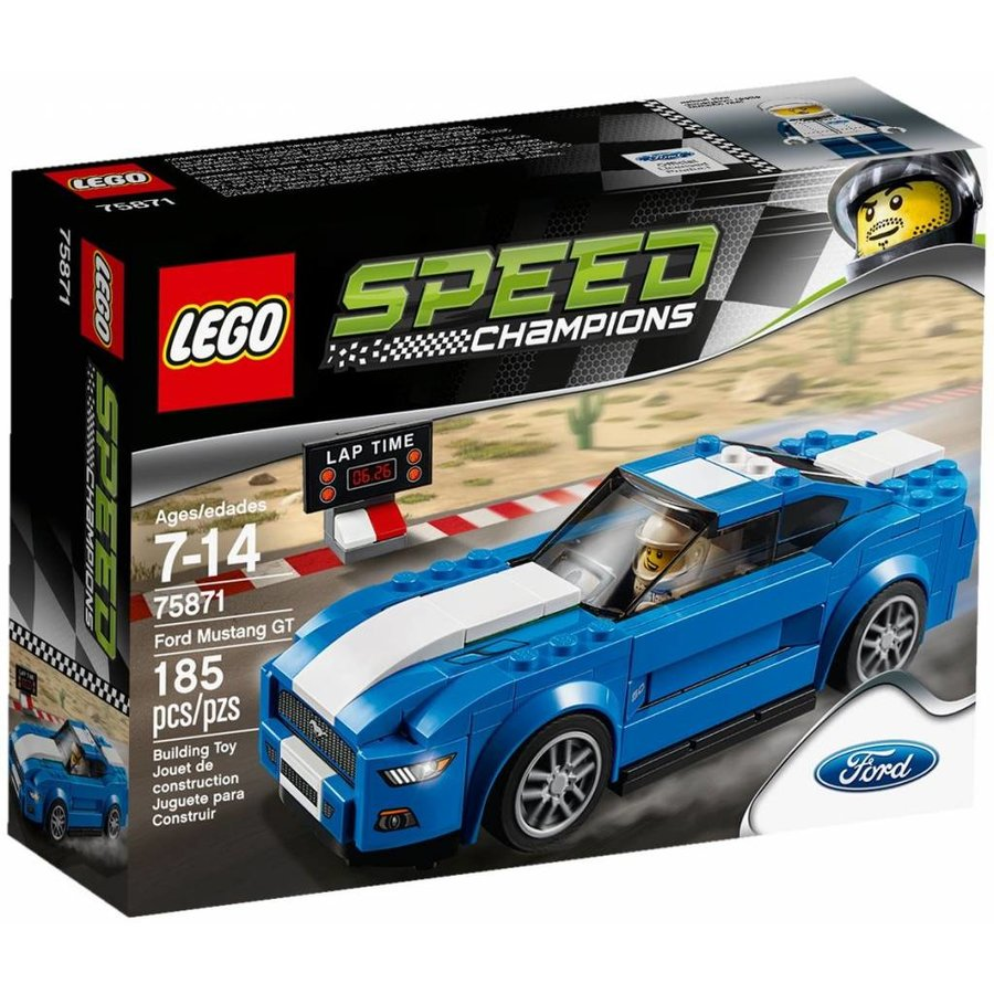 75871 Speed Champions Ford Mustang GT