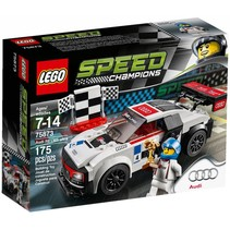 75873 Speed Champions Audi R8 LMS ultra